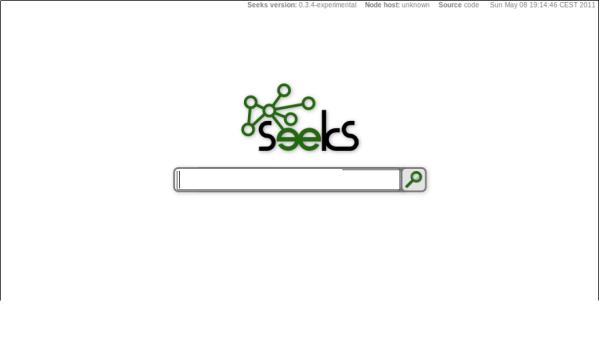 seeks search engine