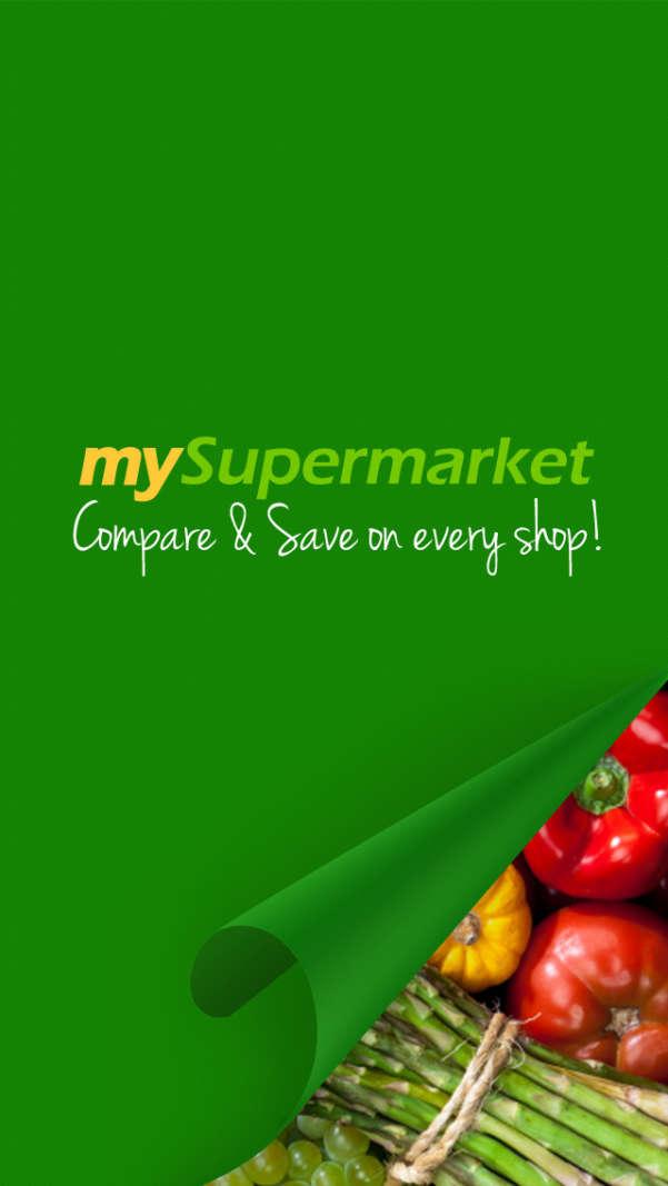 mysupermarket search engine
