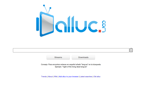 alluc search engine