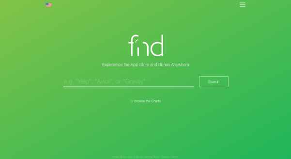 fnd.io search engine