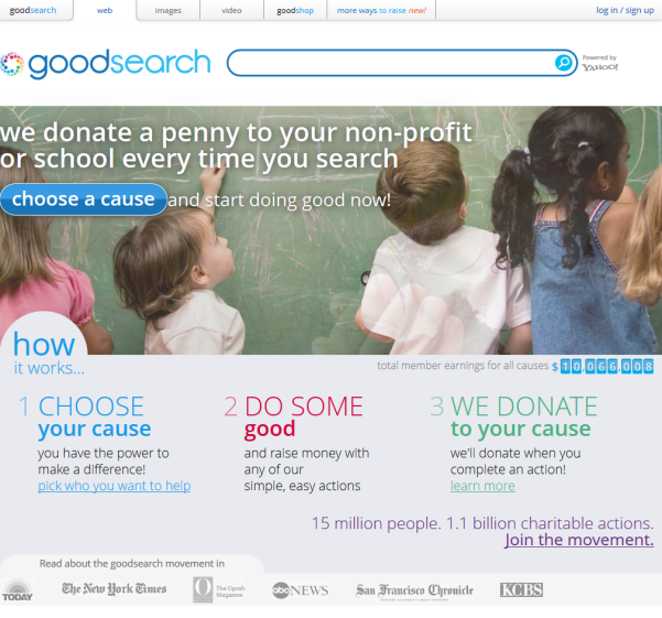 goodsearch search engine