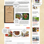 20+ Restaurant & Cafe WordPress Themes