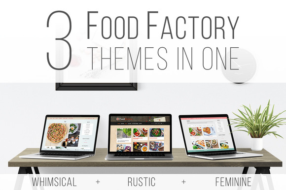 in food factory themes