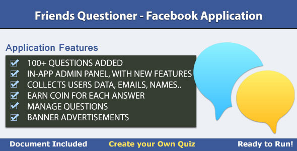 friends questioner