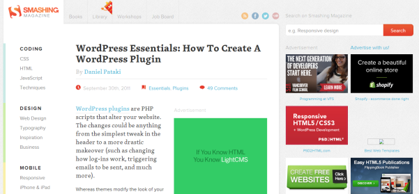wordpress basics simple tips to produce a wordpress plugin