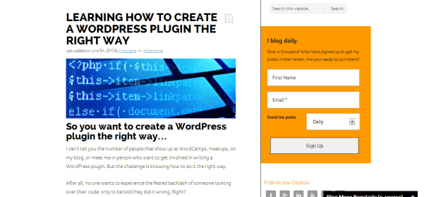 learning how exactly to produce a wordpress plugin the correct way