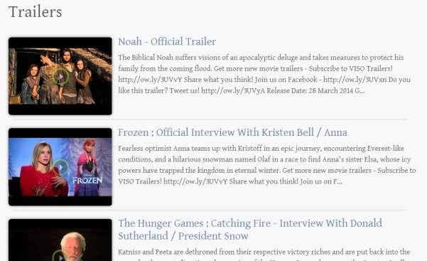 srizon responsive youtube album plugin