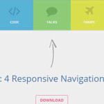 40 Free Responsive Website Navigation Menus