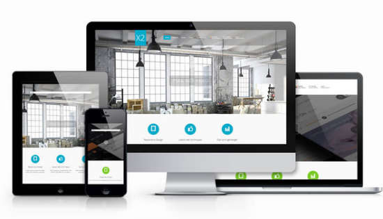 x2-video responsive joomla template