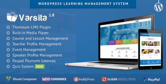 varsita wordpress management that is learning