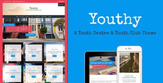youthy a youth centre youth theme that is club width=