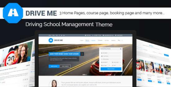 driveme school that is driving theme