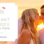 30 Beautiful Wedding Website Templates