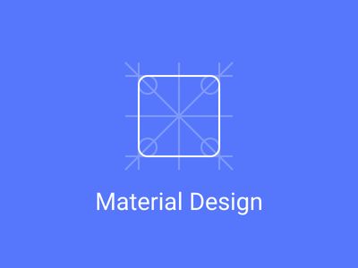 free material design icon templates