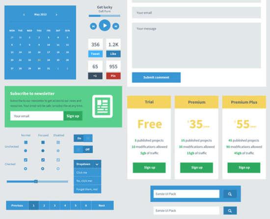 eerste flat user program kit by design your method