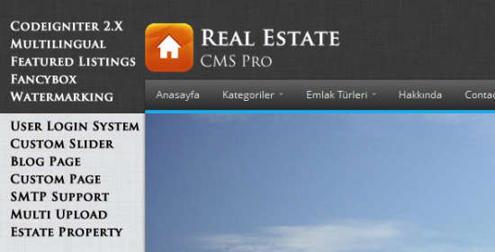 real estate cms pro