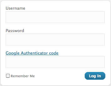 google authenticator wordpress plugin