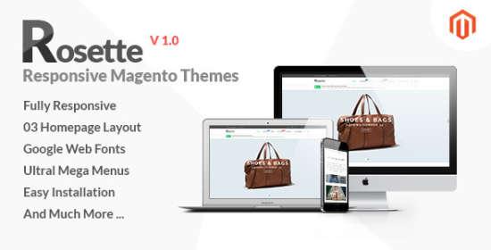 rosette responsive multipurpose magento theme