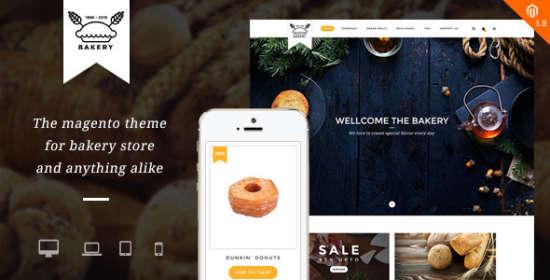 mt bakery elegant responsive magento theme