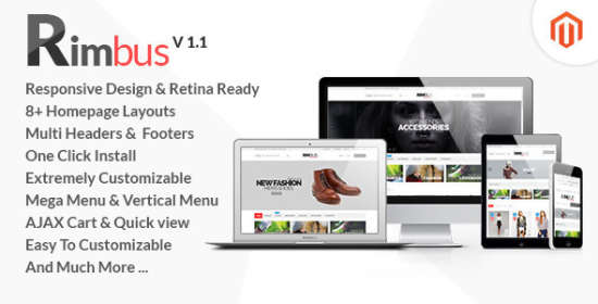 rimbus advanced responsive magento theme