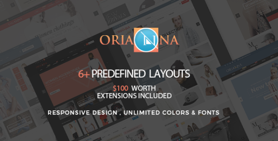 orianna prestashop theme multi purpose