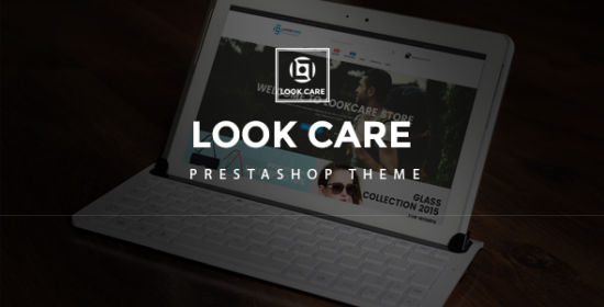 lookcare clothing fashion prestashop theme