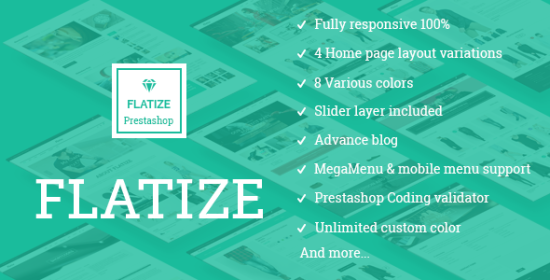 jms flatize fashion responsive prestashop theme