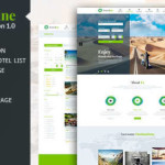 40 Best Free & Premium Travel WordPress Theme