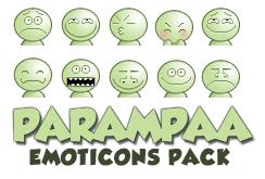 parampaa emoticons