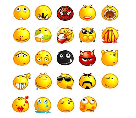popo emoticons