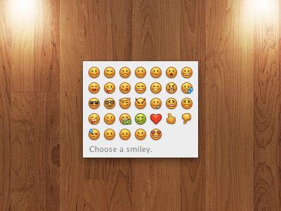 emoticons by prekesh chavda