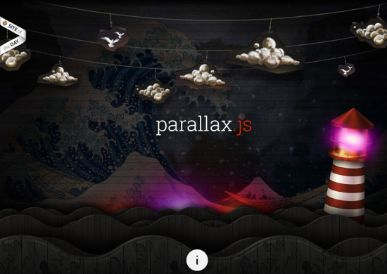 wagerfield parallas.js amazing free jquery scrolling plugin