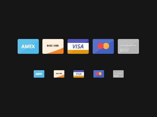 freebie flat credit cards