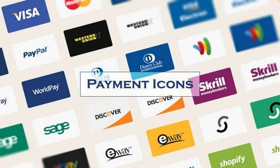 free download payment method vector icons