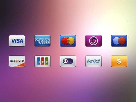 cardpayment icons
