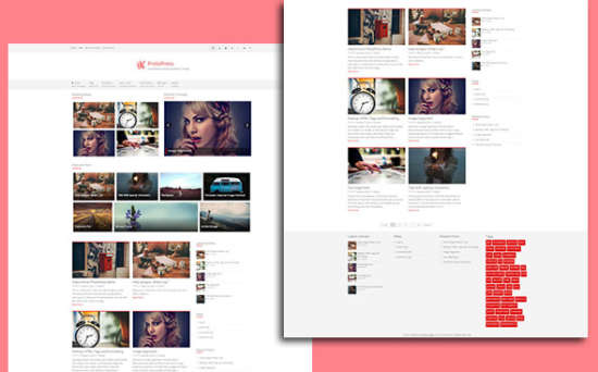 protopress free multipurpose magazine theme
