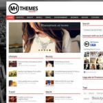 30+ Free Responsive WordPress Magazine Themes