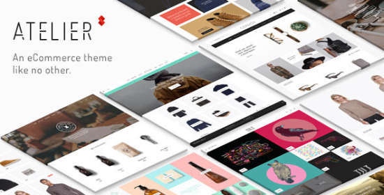 atelier creative multipurpose ecommerce theme