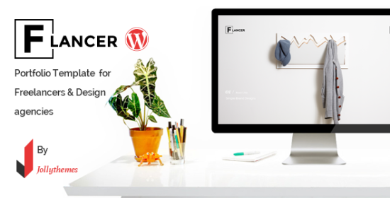 flancer wp theme for freelancers agencies