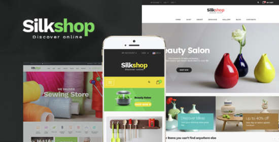 pav silkshop advanced multipurpose opencart theme
