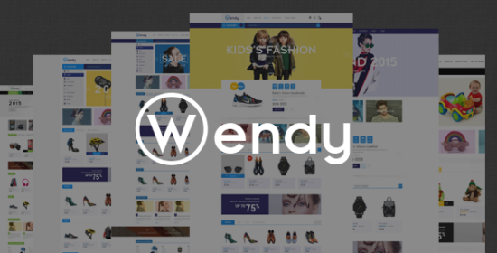 wendy multipurpose responsive opencart theme