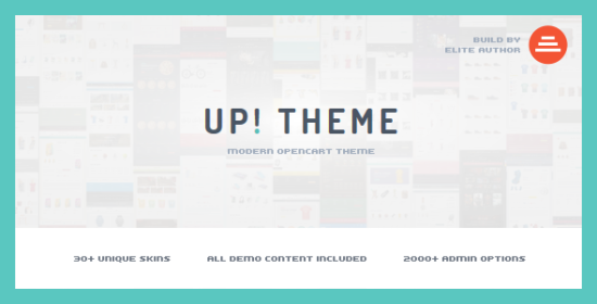 up multipurpose responsive opencart theme