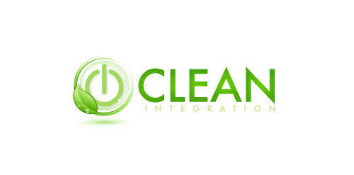 clean integration logo