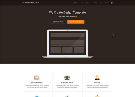 flat multipurpose template