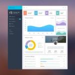 77 FREE Admin Dashboard Templates [PSD]