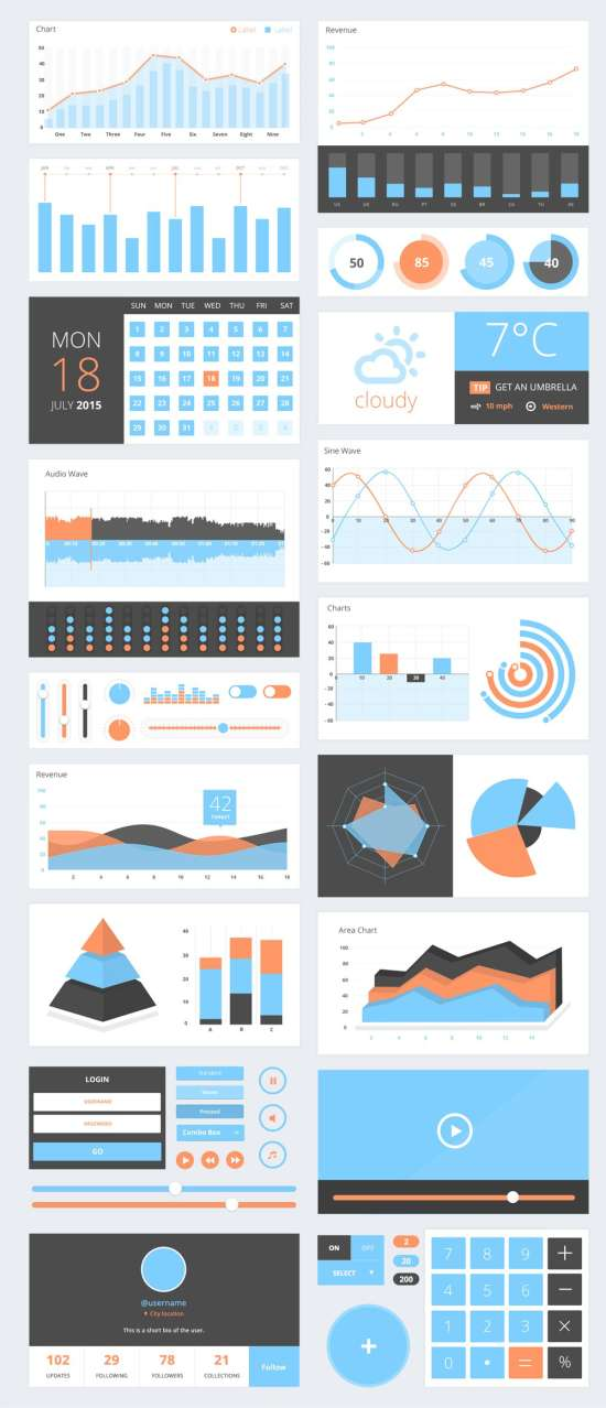 graphs_&_charts_ui_components_psd