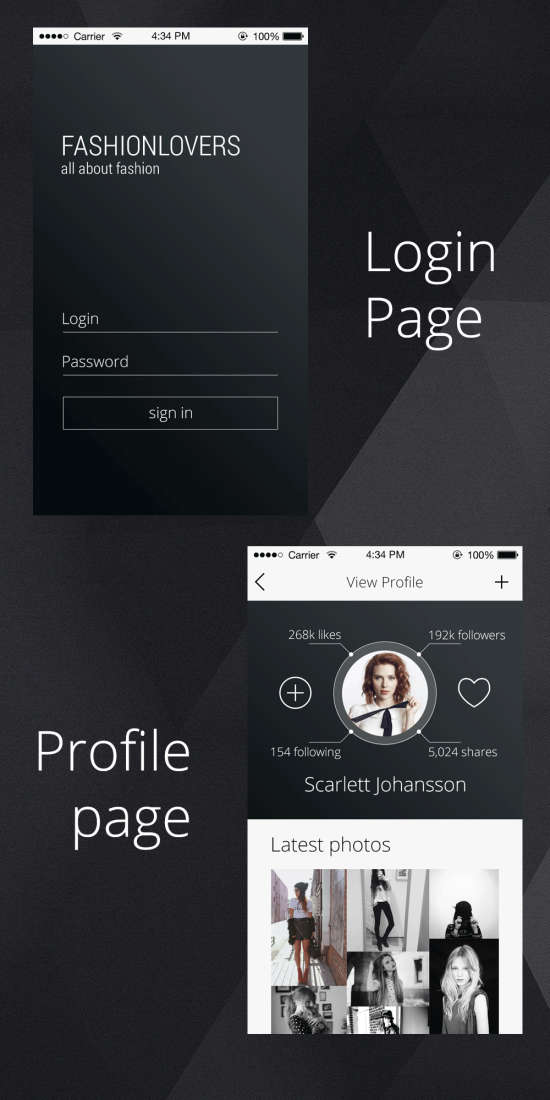 profile_page_psd_for_an_iphone_app
