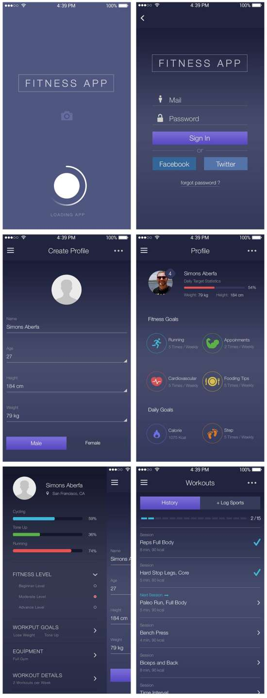 fitness_app_ui_kit_psd