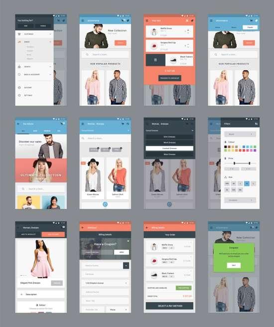 free_ecommerce_app_ui_psd