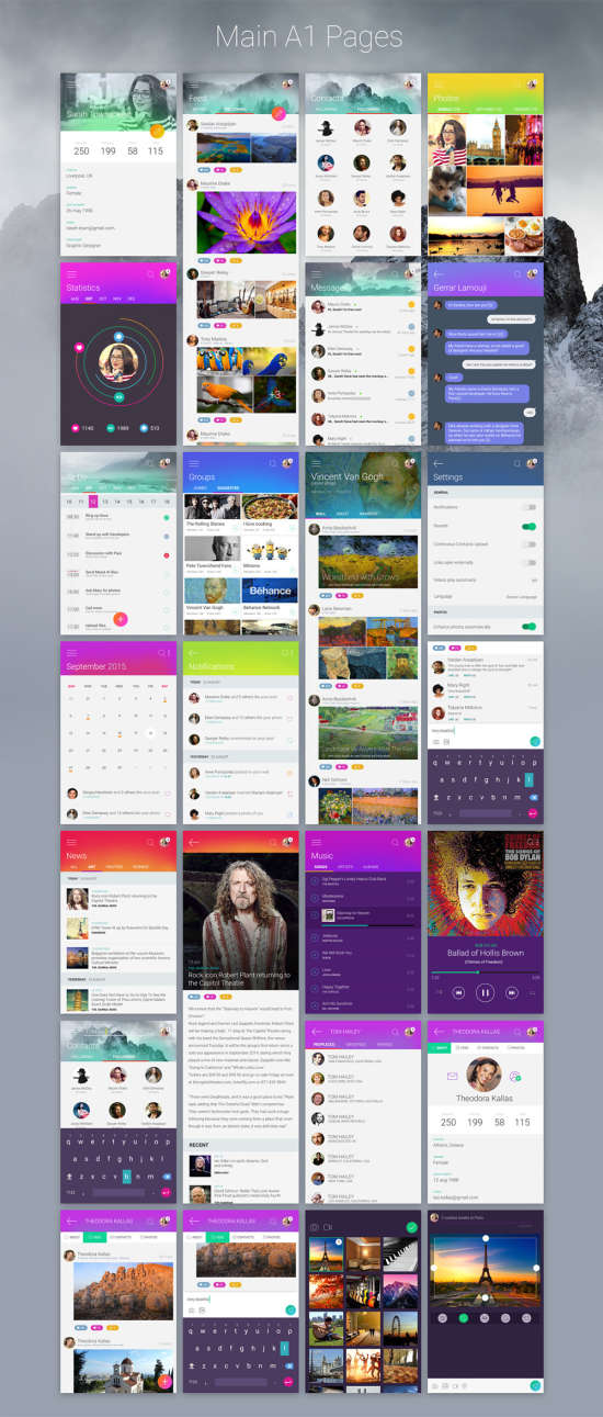 a1_free_android_app_ui_kit_psd